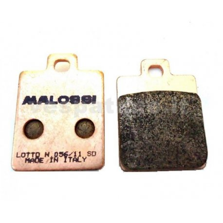 Brake pads malossi mhr sinterised for zip sp