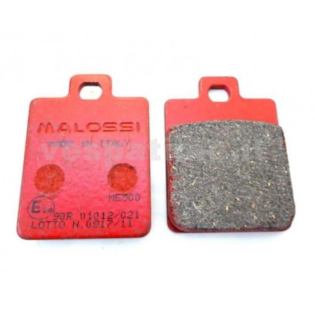 Brake pads malossi mhr for zip sp