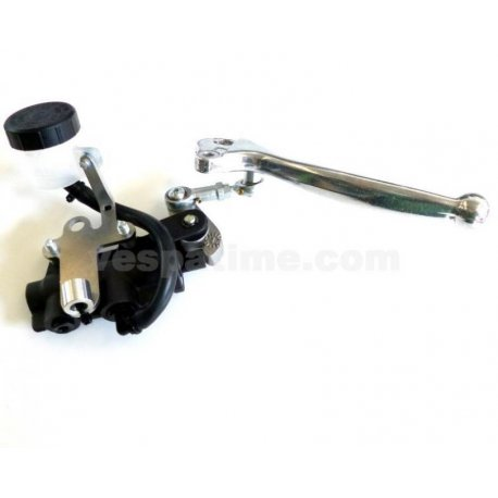 Pump brake specific for handlebar vespa 50 special