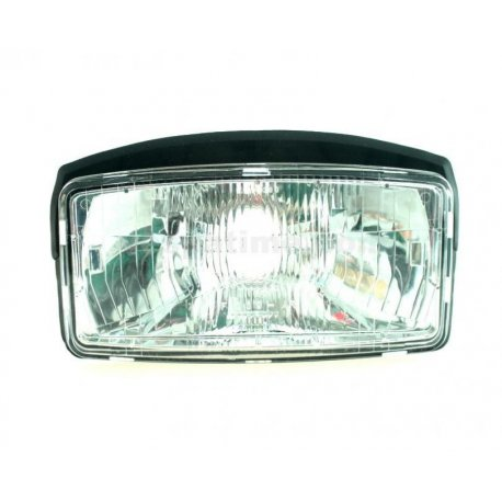 Headlamp for vespa 125 t5 without lamp holder