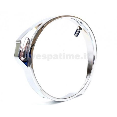Headlamp chrome ring vespa px/pe