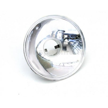 Headlamp reflector two-colour siem hole diameter 115