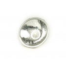 Headlamp siem glass diameter 105 for vespa 50 l/r/n, vespa 90