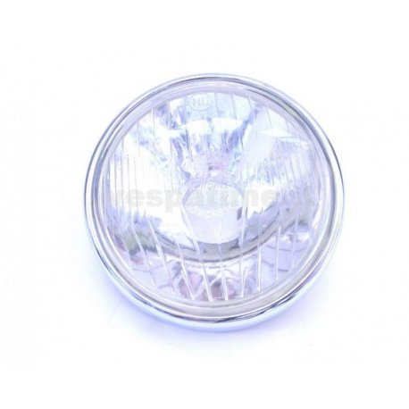 Glass headlamp siem with siem ring for vespa gs 150 vs1t→vs4t, 150 vb1t
