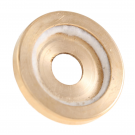 Brass swing arm shaft seal, d.12mm for Vespa