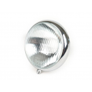 Glass headlamp siem with siem ring for vespa 125 vm1t/2t, 125 vn1t