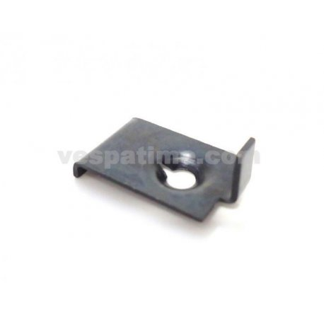 Plate for fastening and adjusting headlamp vespa 50 special