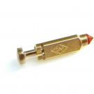 Floating needle triangular - Carburettor Dell'Orto SHBC Vespa 50/90/125 Primavera/ET3/PK