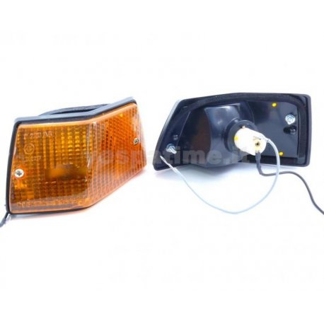 Pair of rear tail lights set for indicators vespa px 125/150/200 all series, 125 ets, px125t5