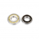 Bearing kit for CRANKCASE Pinasco and vespa T5, 180/200 RALLY, 160GS, 180SS, +0,04mm