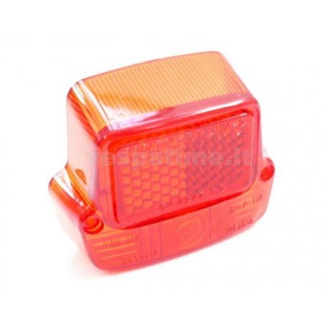 Glass tail light vespa 50 n v5a1t →49125