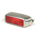 Tail light aluminium for vespa 125 v30t→33t