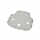 Gasket tail light grey SIEM Vespa 125 VNB6T, 125/150 Super, 125 GT, 150 GL, 150 Sprint, 180 SS, 180 Rally 1. Serie