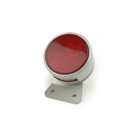 Tail light round branded siem vespa bacchetta