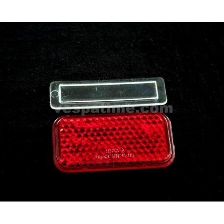 Kit reflector and number plate light