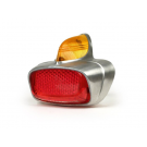 Tail light for vespa 150 gs vs4 aluminium