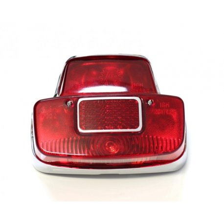 Tail light metal