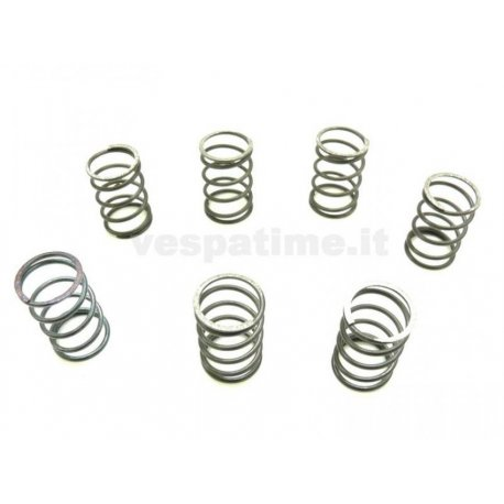 Kit no. 7 springs clutch vespa largeframe