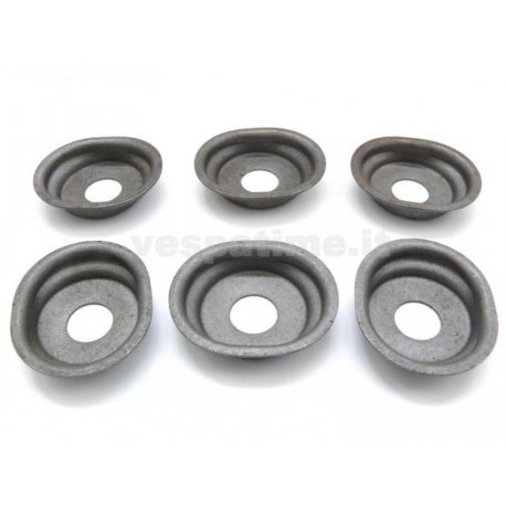 Kit no. 6 cups for springs clutch vespa 180ss/180 rally