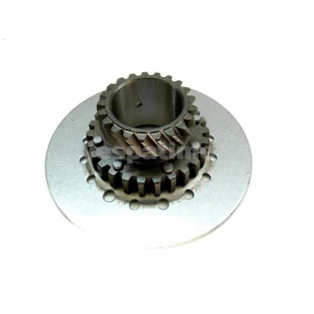 Pinion engine gear vespa p125x, p150x from 1982, px150e arcobaleno, z 22-26