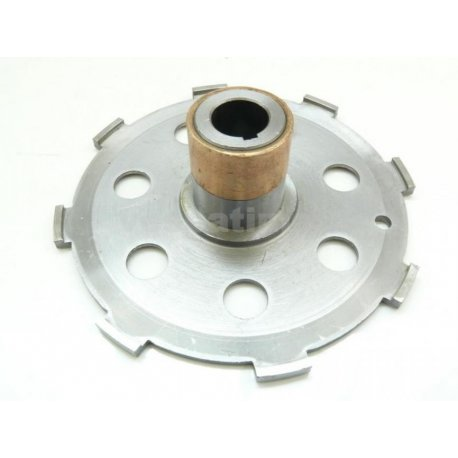 Base plate clutch vespa large frame with seven-spring clutch