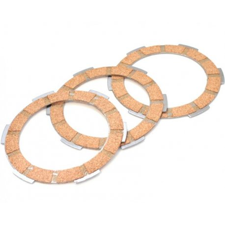 Set clutch plates for vespa pk50hp, pk 50-125 fl2, v