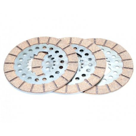 Complete set clutch plates newfren vespa gs 150 vs1t