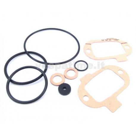 Set of gaskets dell'orto overhauling carburettor for shbc 18-19-20 b-e