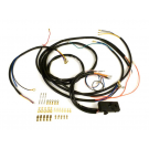 Wiring loom set for conversion (incl. light switch) BGM PRO, to electronic ignition- Vespa 50 Special