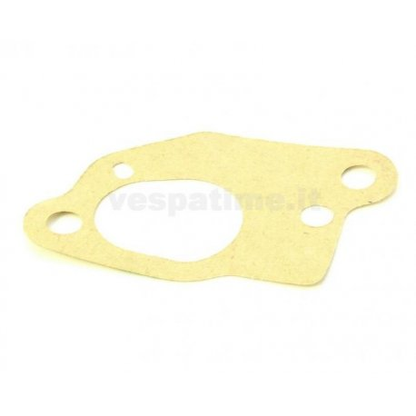 Gasket between base carburettor and chamber vespa px125 (t5), px 125/150, pe 200, rally 200, cosa 125/150/200 without mixer