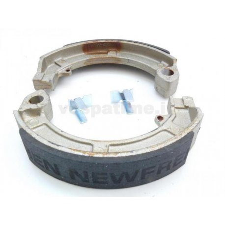 Jaws newfren brake front and rear