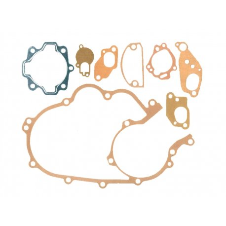 Set gaskets engine for vespa px 125/150 all series, cosa 125 cl/clx with mixer