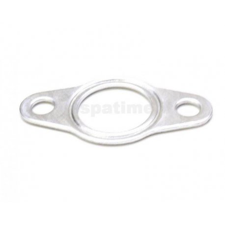 Packing outlet aluminium with increased fastening holes vespa 50/90/125 primavera/et3, pk, pk xl, hp