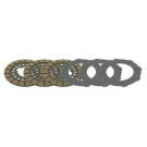 Complete set clutch plates NEWFREN - Vespa 150GS VS1T