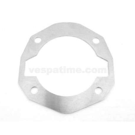 Gasket shim cylinders 177cc pinasco, parmakit for vespa largeframe 2 transfer ports