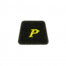 Air filter PINASCO under sponge saddle, VRX carburetors
