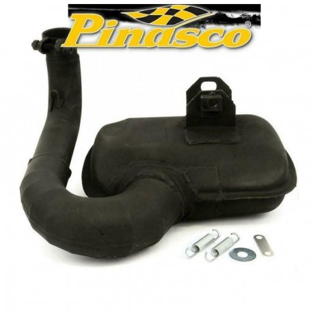 Expansion muffler PINASCO TOURING CLASSIC Vespa PX 125-150