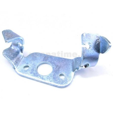 Bracket for connection gear throttle and change twistgrip vespa 60s