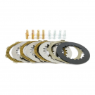 PINASCO BULL CLUTCH clutch discs and springs kit Vespa LARGEFRAME - 8 springs