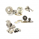 PINASCO 251cc MASTER engine kit with rotating valve