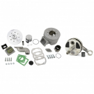 Pinasco Kit - Cylinder 135cc Zuera SRV LAMELLAR plus crankshaft competition cone 20 stroke 51 round flywheels