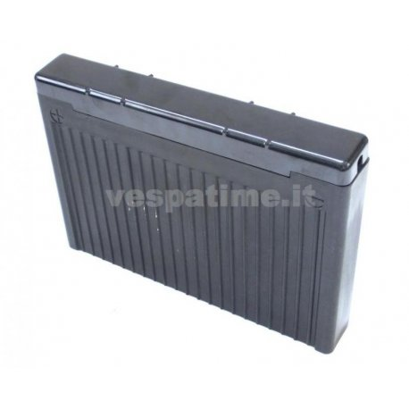 Battery black 6 volt vespa gs 150 vs1t-vs5t