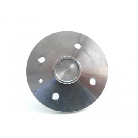 Flange front wheel for vespa 50 l/r/n, 90, with closed rim.