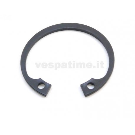 Seeger ring j 35 for drum front brake vespa px/pe second series, px arcobaleno