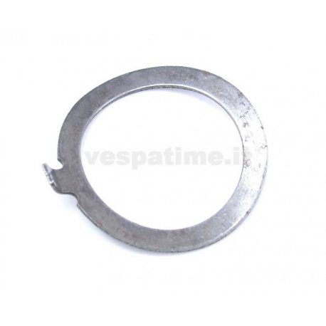 Spacer washer curved for gear throttle and change twistgrip vespa
