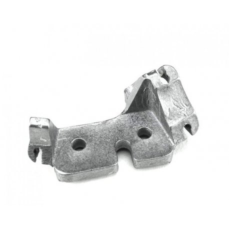 Bracket for connection gear throttle and change twistgrip 50 special aluminium