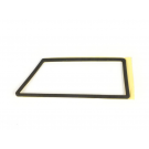 Body gasket rear left arrow-frame Vespa PX-PE