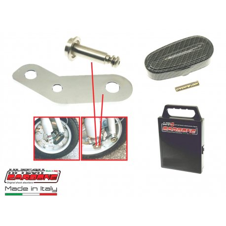 Kit anti-dive shock absorber fork smallframe, by CARBONE