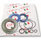 Kit oil seal VITON Vespa PX 125/150-Arcobaleno, 125 GTR/TS, 150 Sprint Veloce, 200 Rally