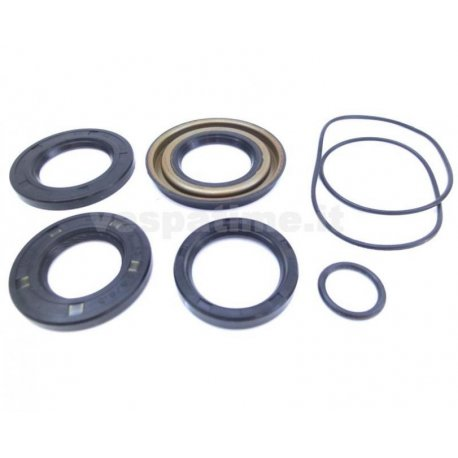 Kit oil seal vespa gs160, 180ss (set 4 oil seals + 2 o-rings)